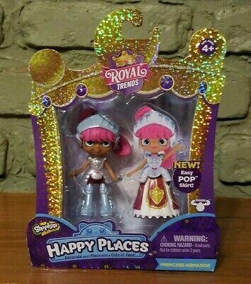 """Details about  /Princess Armanda Happy Places Royal Friends Figure 3/"""""""