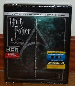 HARRY-POTTER-Y-LAS-RELIQUIAS-DE-LA-MUERTE-2-PARTE-4K-ULTRA-HD-BLU-RAY-NUEVO-NEW