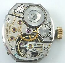 Vintage Longines 5LN Wristwatch Movement -  Parts / Repair