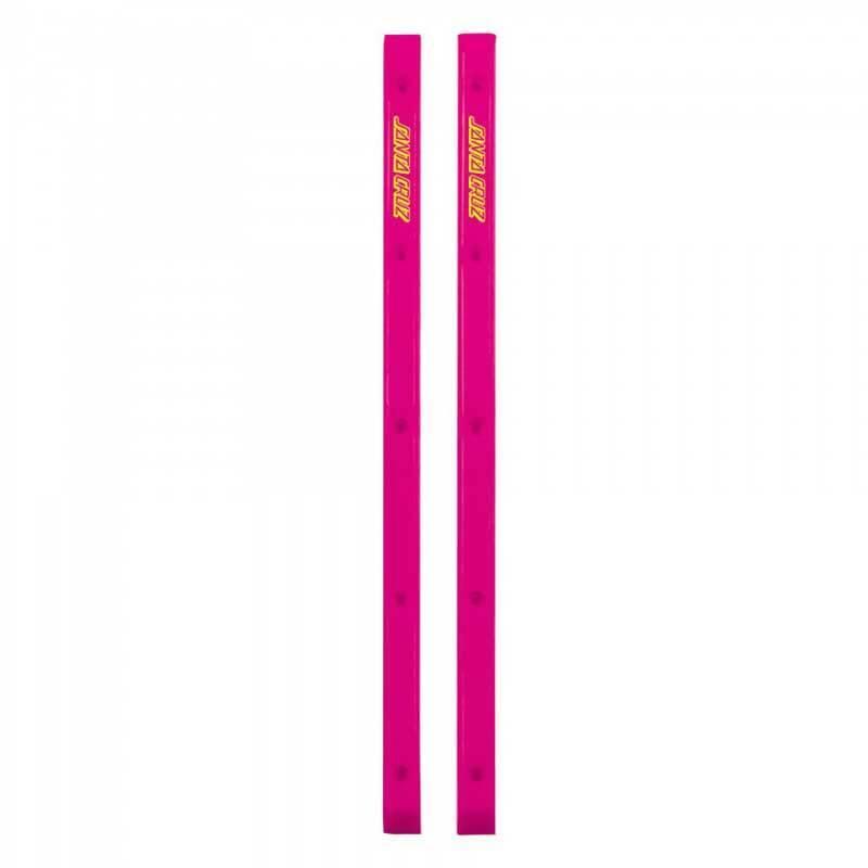 Santa Cruz - Slimeline Rails Pink - Cruz Accessori Skateboard 1646f7