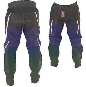 Pantalone-MOTO-PELLE-NERO-BIANCO-900-PROTEZIONI-CE