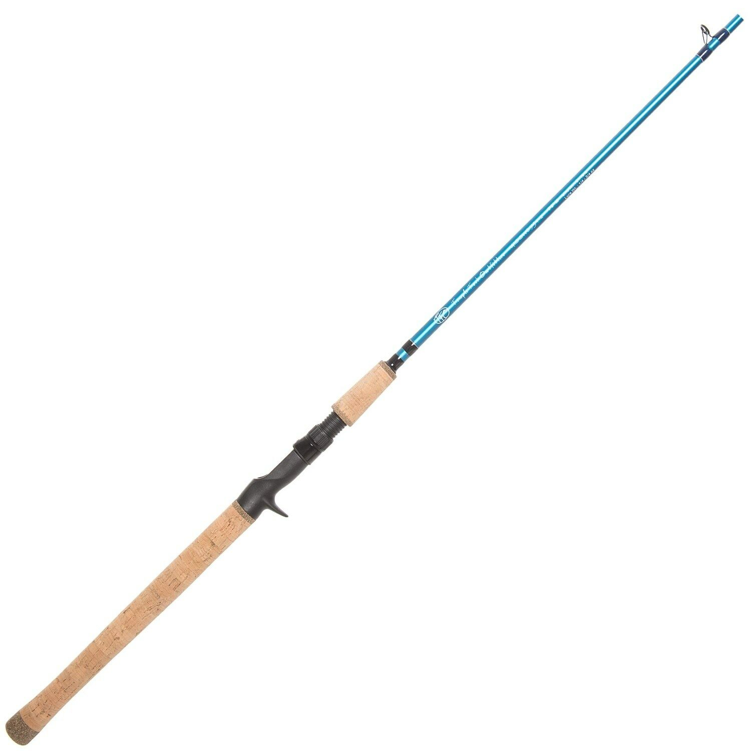 """Temple Fork Outfitters GIS Inshore Casting Rod - 1-Piece, 7'9"""", GIS SWC 793-1 ML"""