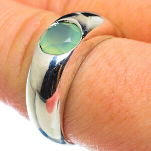 Prehnite 925 Sterling Silver Ring Size 9.25 Ana Co Jewelry R48839F