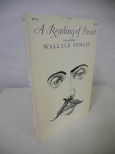 Wallace-Fowlie-A-Reading-of-Proust-INSCRIBED-by-Fowlie
