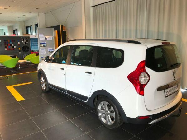 Dacia Lodgy 1,5 dCi 90 Laureate 7prs - billede 2