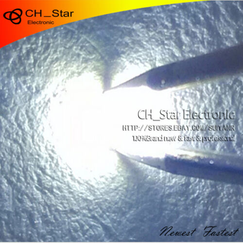 1000PCS 0603 SMD SMT White Light ultra bright LED Light Emitting Diode