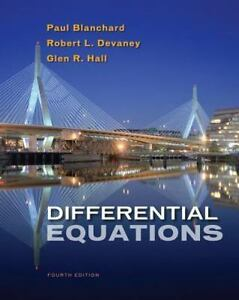 Differential Equations (4th Edition)