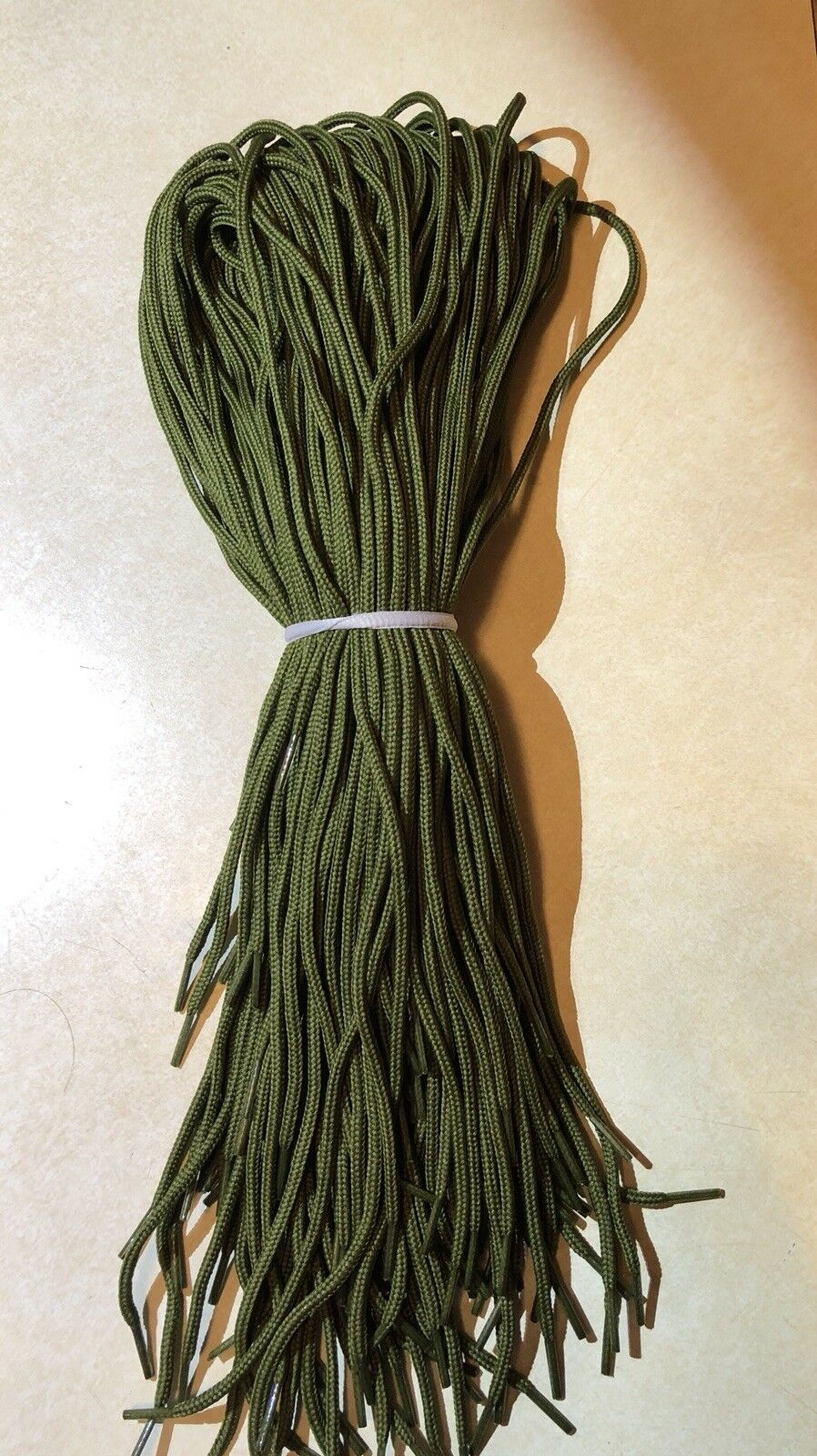 schuhe LACES IN BULK 250 PAIRS. 30 Inches