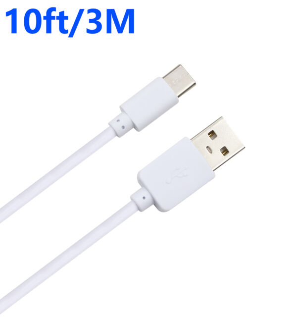 Quick Charging USB Data Power Charger Cable Cord For Chuwi SurBook Mini Tablet