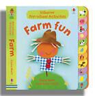 Usborne Pre-School Activities Farm Fun by Usborne Publishing Ltd (Hardback, 2008)