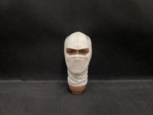 Ninja Mask Head Hot Toys 1//6 MMS193 G.I Joe Retaliation Storm Shadow
