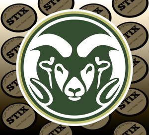 Colorado-State-Rams-Logo-NCAA-Vinyl-Die-Cut-Sticker-Car-Window-Bumper-Decal