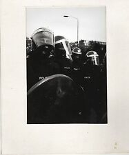 1980's Riot Police Photo