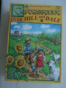 Carcassonne-Board-Game-Over-Hill-And-Dale