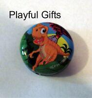 12 Dinosaur Yo-yo's Party Favor Metal