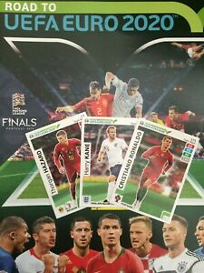 CARD PANINI ADRENALYN ROAD TO EURO 2020 N.227 WILLIAMS WALES
