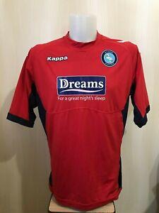 Wycombe-Wanderers-2011-2012-Home-XXL-Kappa-football-shirt-jersey-maillot-soccer