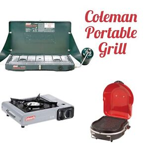 Image Is Loading Grill Propane Portable Gas Coleman Tailgate Camp Outdoor