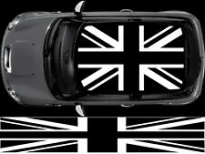 UNION JACK FLAG ROOF 1 COLOUR GRAPHIC FOR MINI COOPER PACEMAN S ONE COUPE BMW