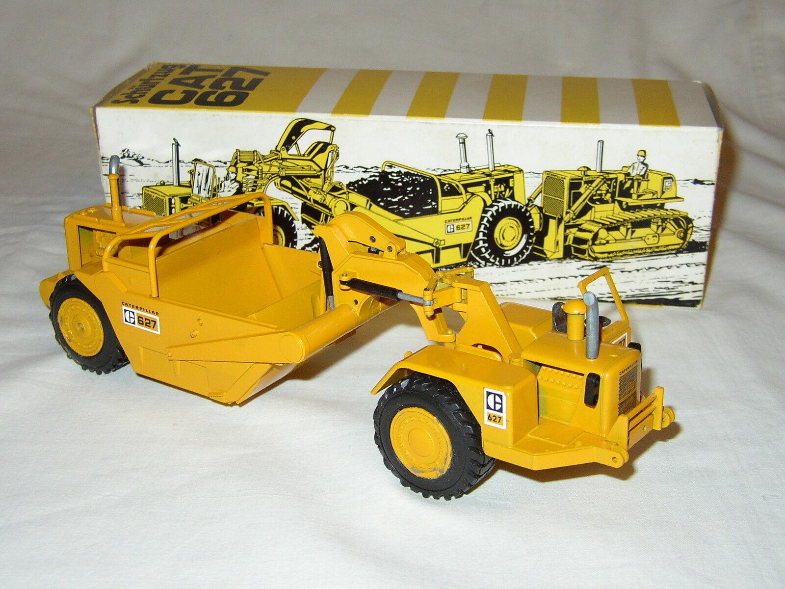 CATERPILLAR CAT 627 TANDEM POWErouge SCRAPER NON P P - NZG  126 - 1 50 M – N M BOX