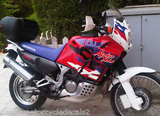 HONDA AFRICA TWIN XRV750 RESTORATION DECAL SET 3