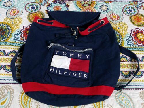 Tommy Hilfiger Vintage Big Flag Logo Backpack Clin