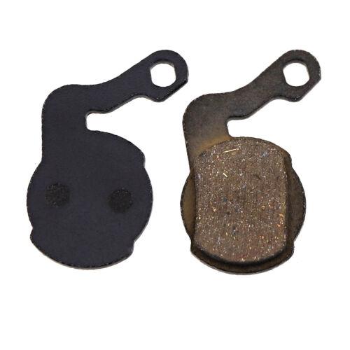 Bicycle Bike Disc Brake Pads FOR Magura Julie Semi-metal Mechanica 1//2Pair