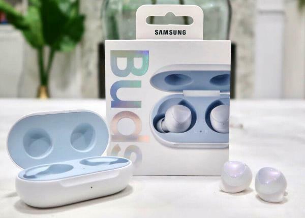 Samsung Galaxy Buds Wireless In Ear Headset White For Sale Online Ebay