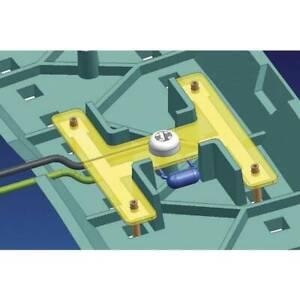 H0-roco-geoline-con-massicciata-61190-cavo-di-collegamento