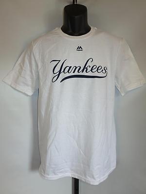 """xl 18 Hemd New York Yankees """" I Ran The Grundlagen """" Jugendliche Xl VertrauenswüRdig New-hole"""