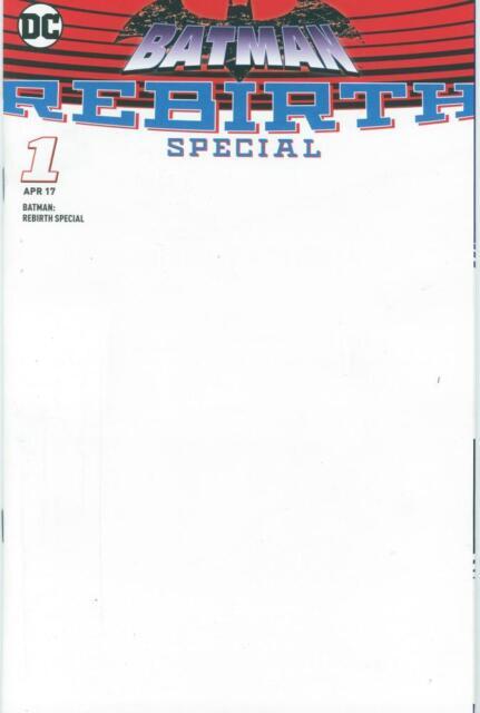 DC Rebirth Special - Batman (Sketch-Variant), Panini