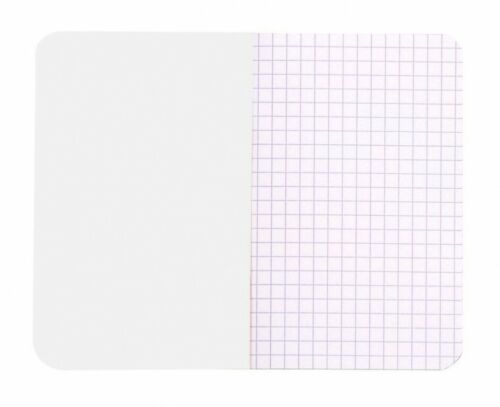 Notebook NEW R119181 Ice Rhodia Staplebound Graph 6 x 8.25 Inches