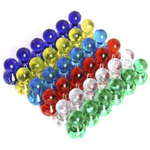 Präsentationsbedarf Magnet Pins 30 Neodym Pin Kegel-magnete Office Büro 6 Farben Ultrastarke Haftung Büro & Schreibwaren