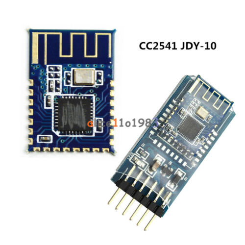 JDY-10 Bluetooth 4.0 Serial Port BLE Compatible CC2541 HM-11 Slave Backplane