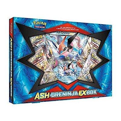 POKEMON TCG Ash-Greninja-EX Box Trading Card