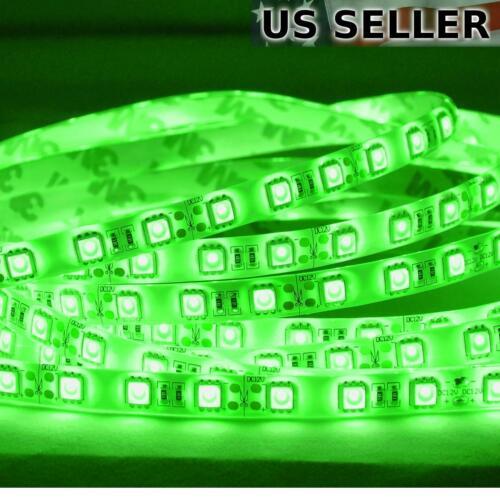 High Brightnesss 5050 5M ABI 300 LED Waterproof Strip Light Green