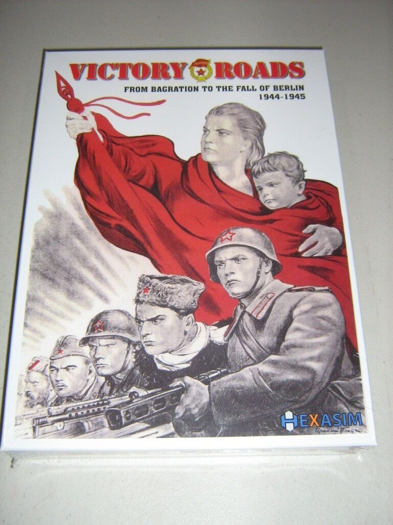 Victory stradas  From  borsaration to the Ftutti of Berlin 1944-1945 (nuovo)  punto vendita