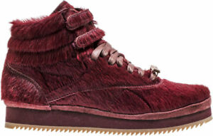 592dfc2bcb0 Reebok Women s FREESTYLE VIBRAM AMBER ROSE MUVA FUKA Shoes Merlot ...