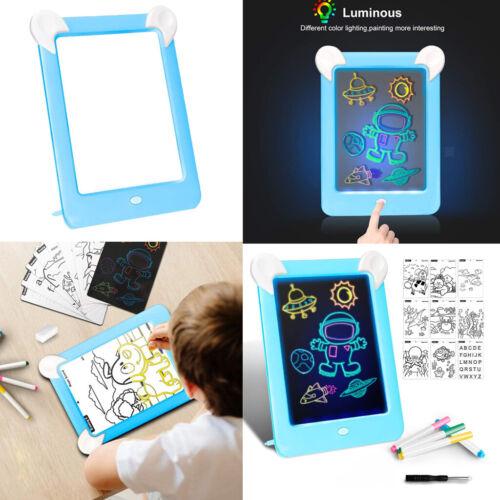 Kinder Doodle Pad 10 /'/' Zeichnungstafel Malen Schreiben Doodle Board Geschenke