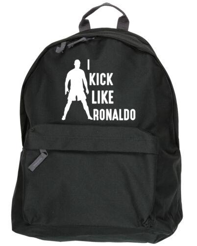 Mi piace KICK RONALDO KIT ZAINO RUCK SACK SCUOLA CALCIO
