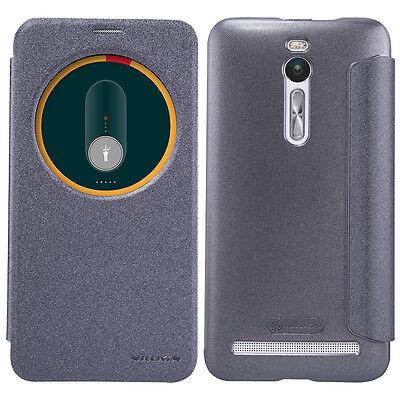 Original Nillkin PU Leather Flip Case Cover For Asus Zenfone 2 ZE550ML ZE551ML