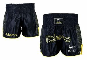 EVO Muay Thai Shorts MMA Kick Boxing Grappling Martial Arts Gear Cage Fight UFC