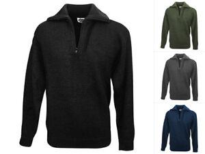 CI Marine Troyer Pullover Arbeitsbekleidung Seemannspullover Sweatshirt S-XXL