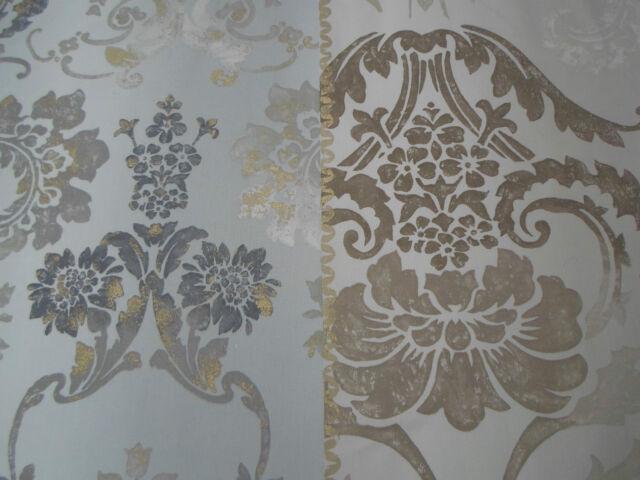 Designers Guild Fabric  'Kashgar' 3.9 METRES 390cm Linen 100% Cotton ~ Astrakhan
