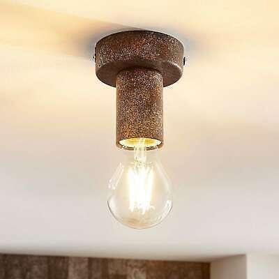 LED-Deckenlampe Marrie Strahler Spots Zweiflammig Schwarz Stange Lindby Leuchte