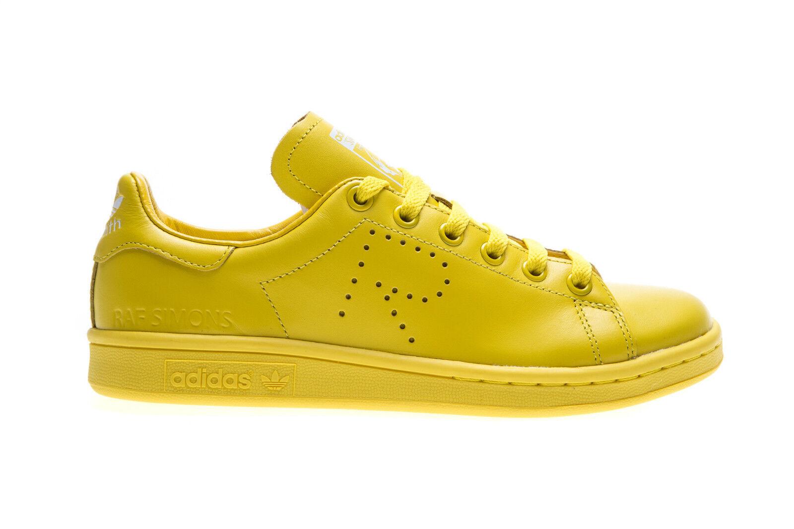 Adidas Stan Smith x Raf Simons Yellow AW2015