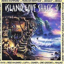 Island Love Shack 4, Ekolu, Natural Vibrations, Sligh, Good