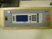 Mcl Klystron System Power Microwave Rf Amplifier Control Panel 20109 With Key