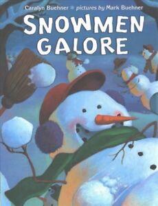 Snowmen At Christmas.Details About Snowmen Galore Snowmen At Work Snowmen All Year Snowmen At Christmas