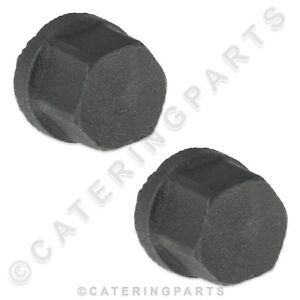 PAIR-OF-BLANKING-END-CAPS-1-2-034-BSP-BLACK-IRON-PIPE-TUBE-BLANK-OFF-GAS-FITTINGS